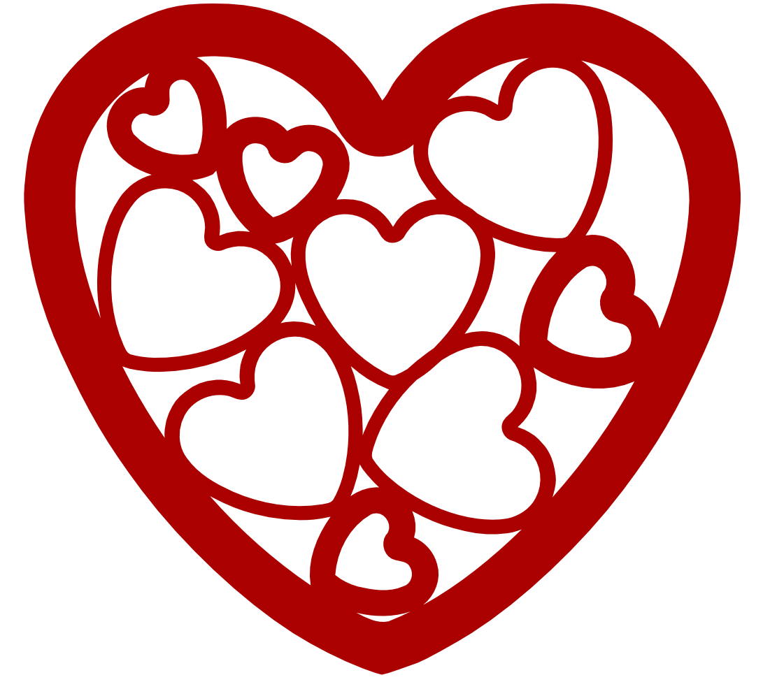Embedded Heart Svg Tu Js And A Taco