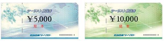 ふるさと納税返礼品に用意されるツーリスト旅行券