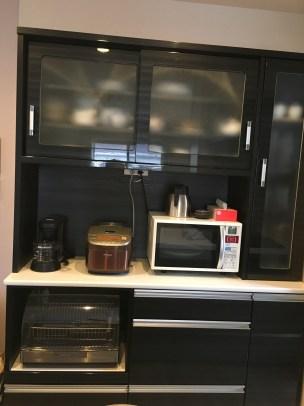 食器乾燥機の設置場所