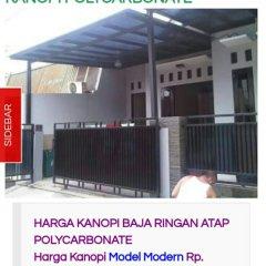 Pondasi Kanopi Baja Ringan Jasa Renovasi Dan Bangun Rumah Tukang Bangunan Cirebon Kota