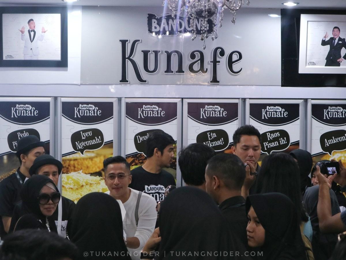 Bandung Kunafe: Oleh-oleh Zaman NOW!