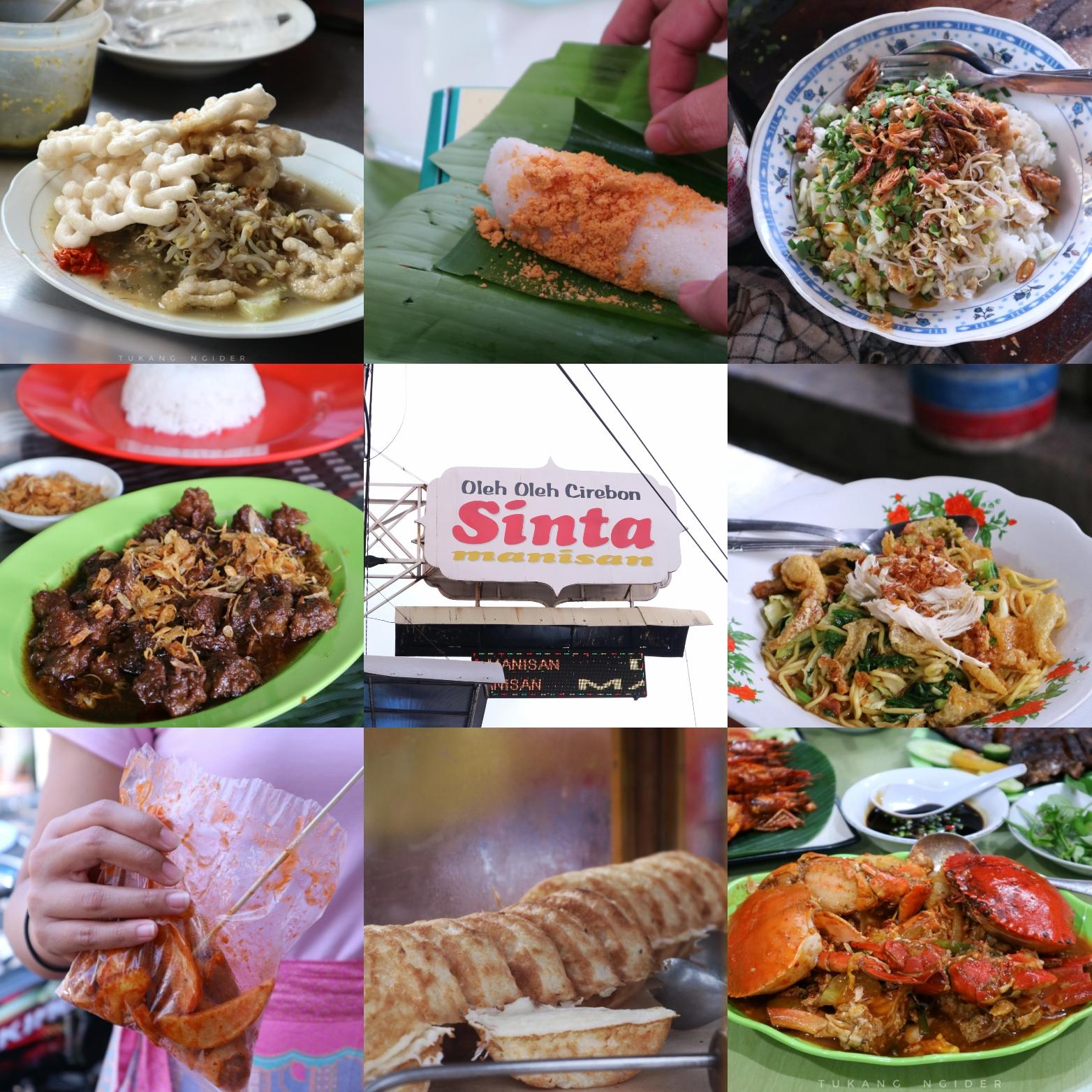 32 Rekomendasi Kuliner Cirebon Yang Wajib Dicoba Tukang Ngider