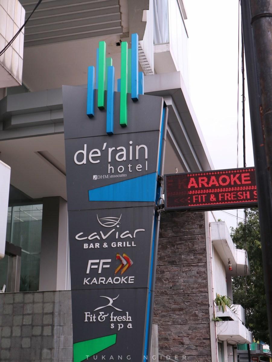 De Rain Hotel Bandung: Hotel di Tengah Kota Bandung