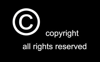 Copyright & Protecting Your Work