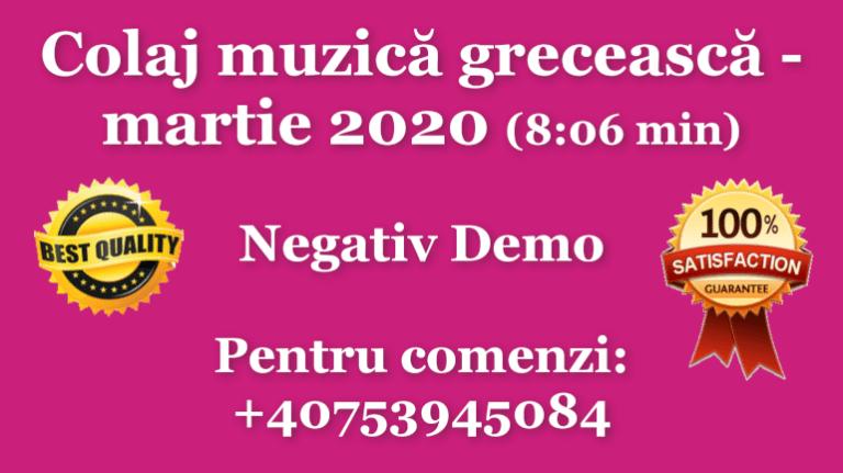 Negative muzicale karaoke, muzica populara, muzica usoara