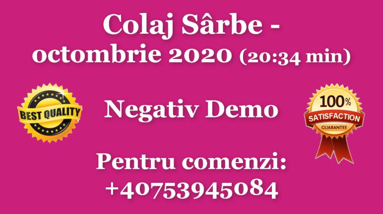 Colaj Sarbe – octombrie 2020