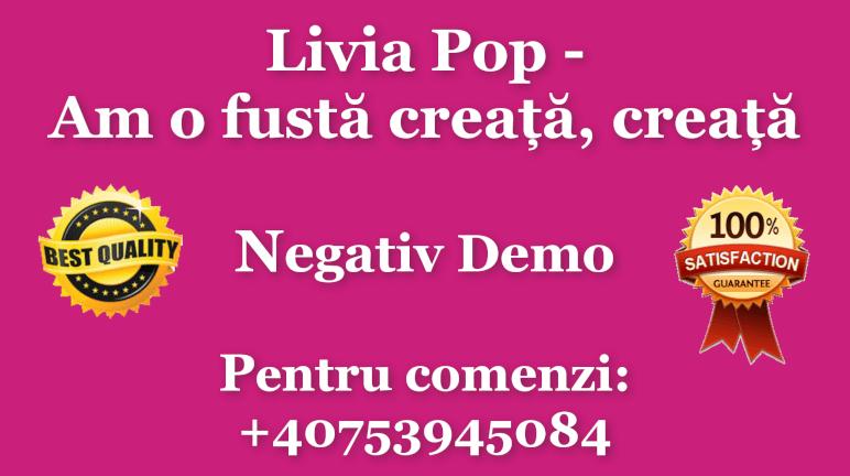 Livia Pop - Am o fusta creata creata