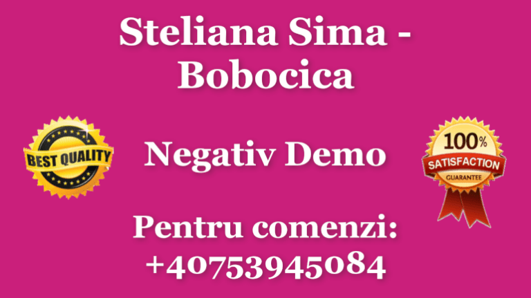 Steliana Sima Bobocica
