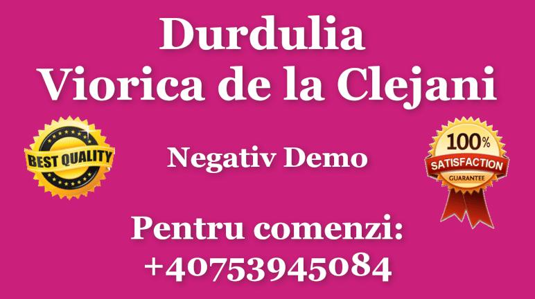 Durdulia – Viorica si Ionita de la Clejani – Negativ Karaoke Demo