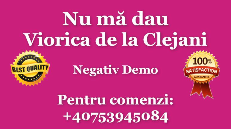 Nu ma dau – Viorica si Ionita de la Clejani – Negativ Karaoke Demo