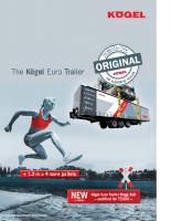 Kögel Euro Trailer