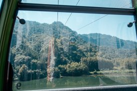 cable car view I