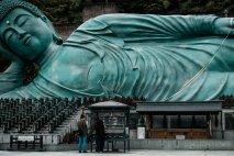 Liegender Buddha, Nanzoin Temple