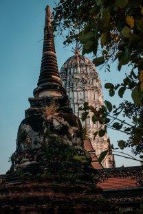 typical Ayutthaya