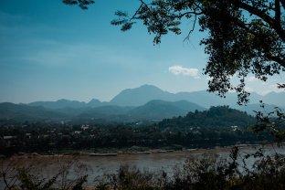 Luang Prabang von drüben
