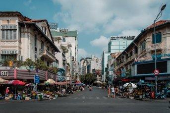 Streets of Saigon II