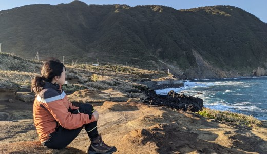 伊豆大島へ2泊3日離島ツーリングに行ってきたよ[前編]