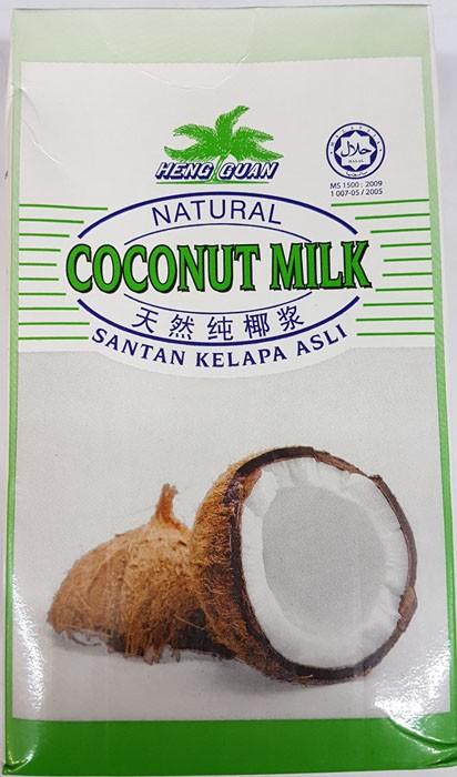 HENG GUAN Coconut Milk, 1000ml