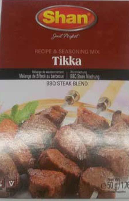 Shan Tikka