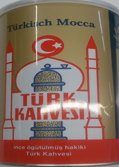 Turkich coffee
