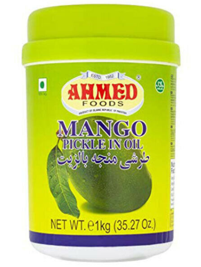 Ahmed Mango Pickle-Achar-Tukwila Online grocery in Germany