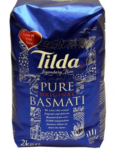 Tilda-basmati-rice 2kg_Tukwila Online Shop