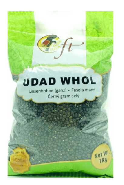 Urid Beans whole, Dalmas-whole, Uridbohnen, Tukwila online grocery Store in Germany
