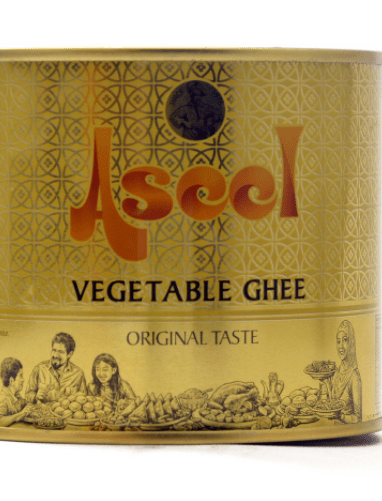 Aseel Vegetable Ghee_Butter Ghee_Tukwila Onlne Store_Supermarket