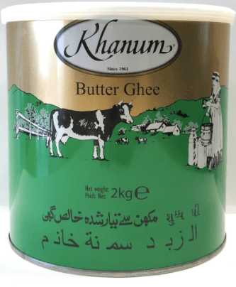 Khanum Butter Ghee-Tukwila Online grocery in Germany