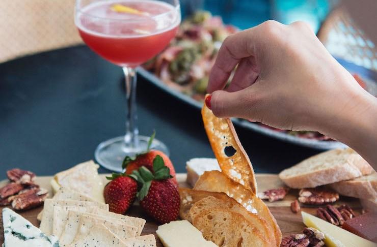 Best Date Night Spots in Sydney NOLA Smokehouse and Bar Barangaroo
