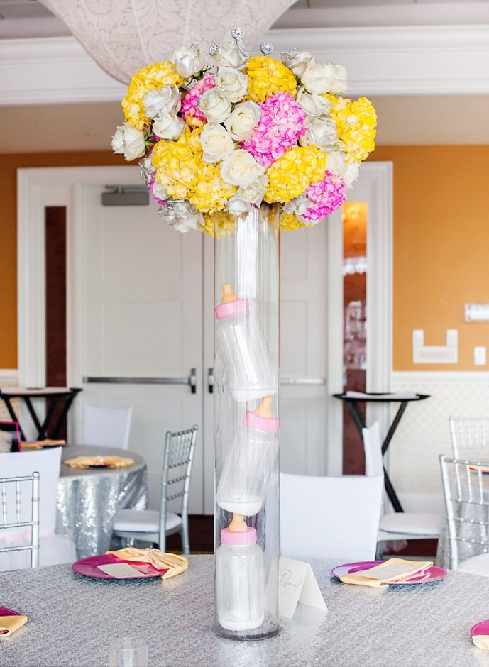 76 Breathtakingly Beautiful Baby Shower Centerpieces