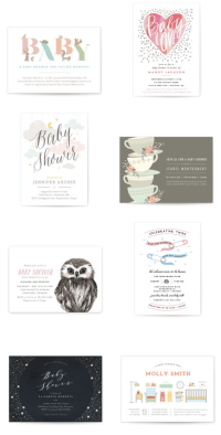 A Comprehensive List: Baby Shower Invitation Wording