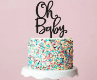 Baby Shower Cake Sayings For Every Theme - Tulamama