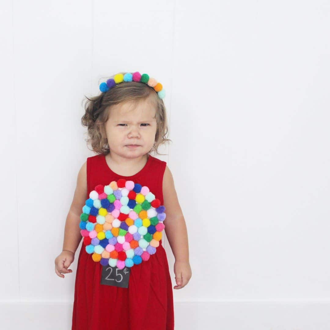 Cute Toddler Costumes That You Can Make Yourself