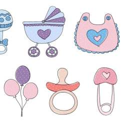 free downloads baby shower clip art you can use these templates for a boy [ 1280 x 672 Pixel ]