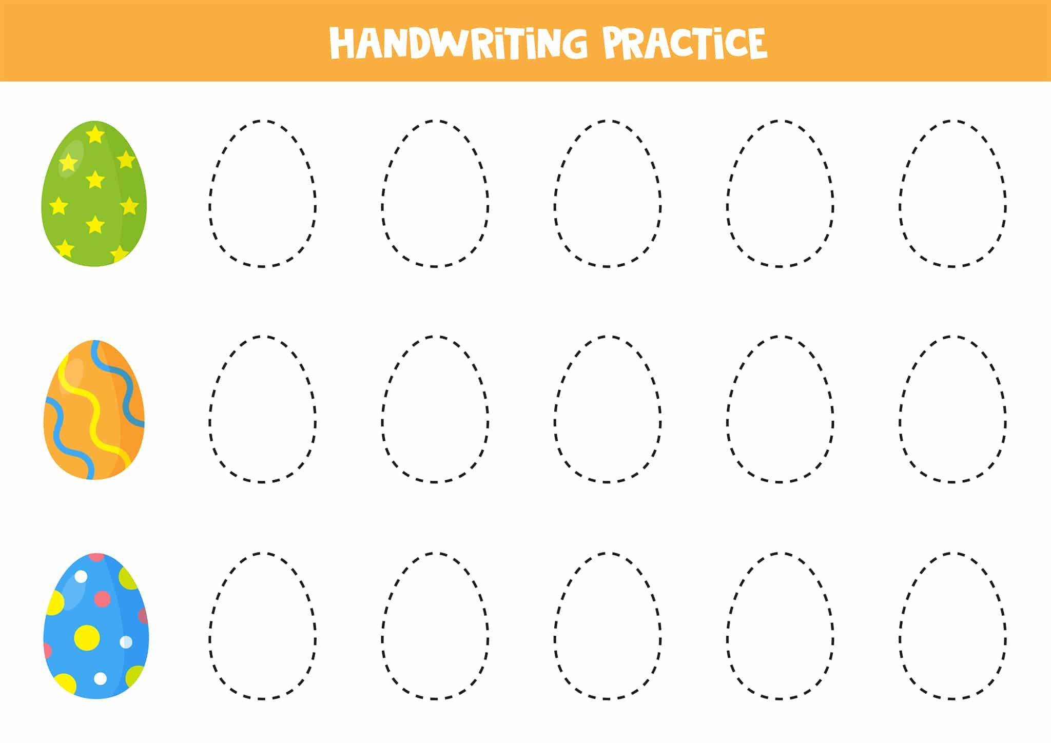 Free Printable Easter Worksheets For Little Ones