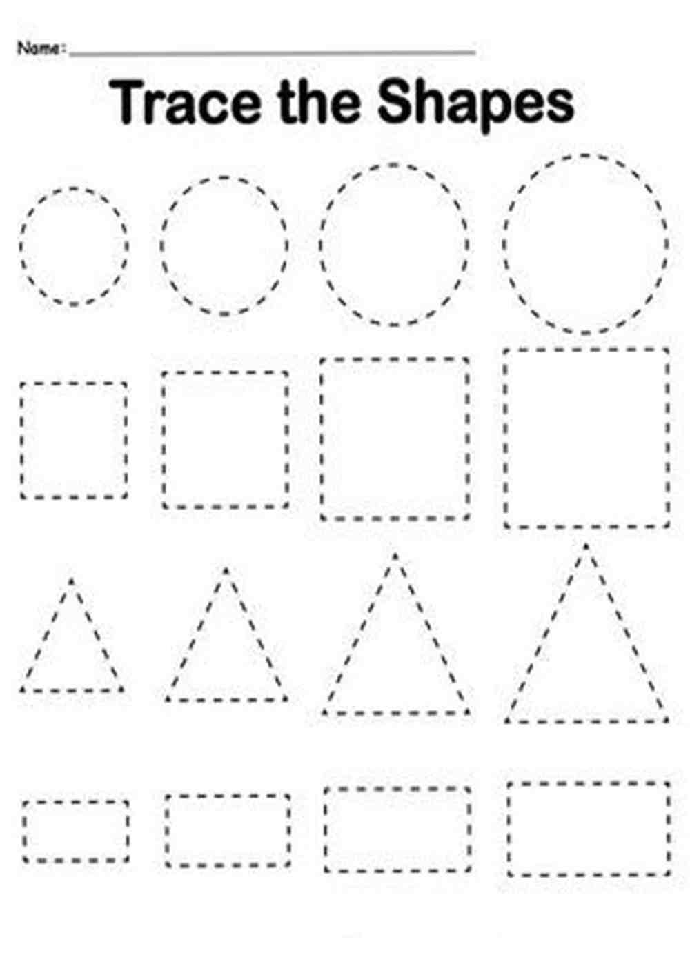medium resolution of Free And Easy To Print Tracing Lines Worksheets - Tulamama
