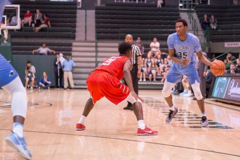 Par for the course: Men's basketball falls 91-62 against Houston