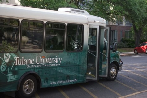 Tulane reinstates shuttle service for contracted workers