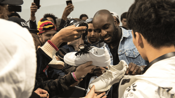 """For Reading"": Virgil Abloh and the Reign of Streetwear"