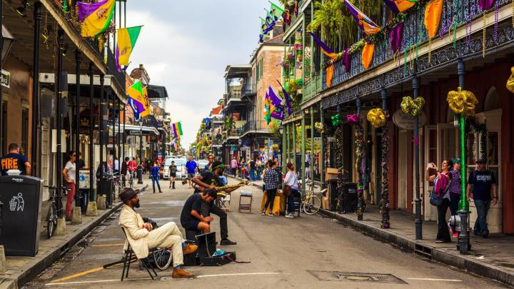 Prepare for Abroad By Soaking in NOLA