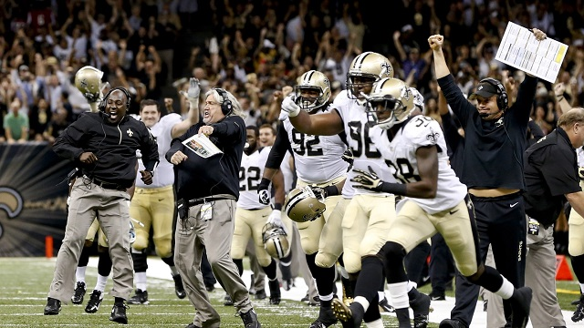 Sports Watch: The State of the Saints