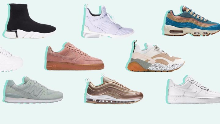 The Evolution of the College Sneaker