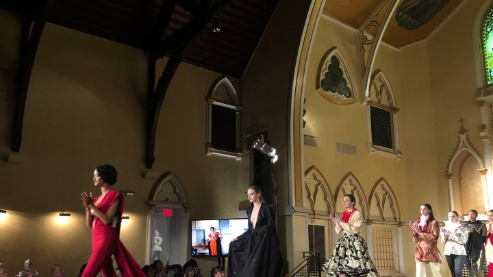 A GLANCE AT NEW ORLEANS FASHION WEEK 2018