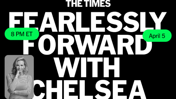 Fearlessly Forward with Chelsea Handler: A Night for College Students To Come Together and Discuss Women Empowerment