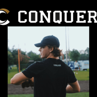 Stop Riding on your High School Athleticism..Let's Play Pick Up with CONQUER