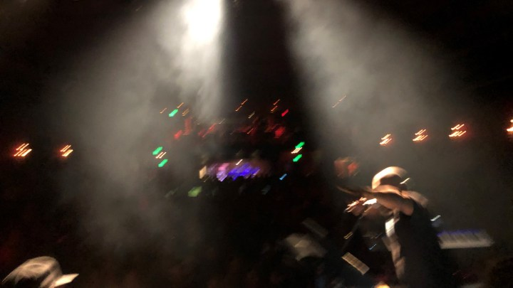 My Experience on Stage at a Keys N Krates Concert