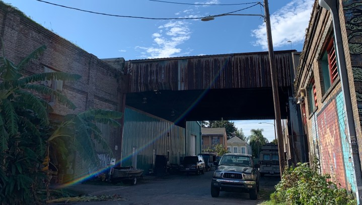 A Walkthrough Guide to the Marigny and Bywater