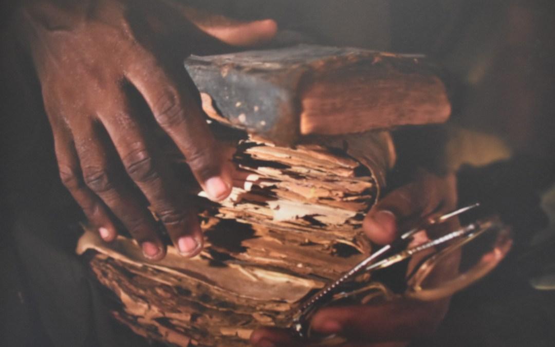 """Fondo Kati, de Toledo a Tombuctú. Los libros de Alí ben Ziyad, """"el godo, el toledano""""."""