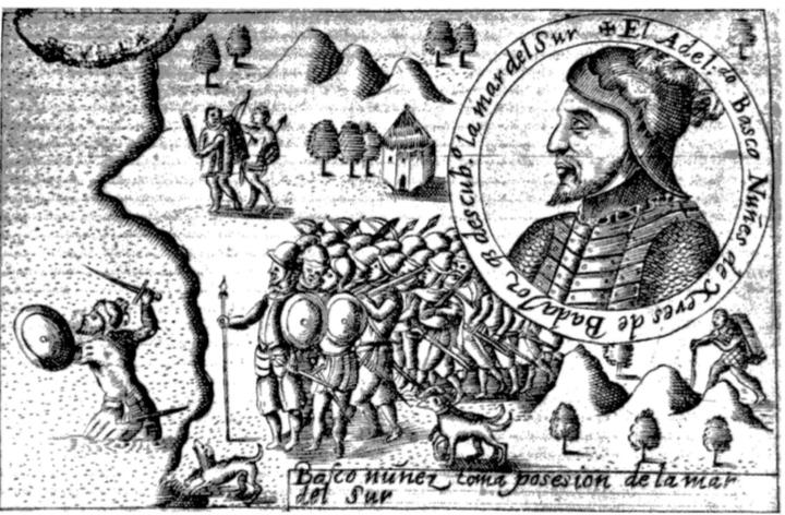 Vasco Núñez de Balboa y el consenso del pueblo (Jorge Díaz Ceballos)